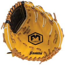 Franklin Baseballhandschuh linke Hand Junior braun 10 Zoll