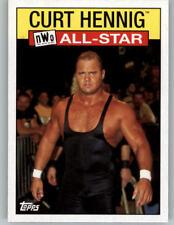 2016 WWE Heritage NWO/WCW All Star #11 Curt Hennig
