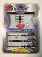 New listing NIP Nodor 800 Professional Series Tungsten Steel Tip Darts and Deluxe Carry Case