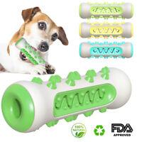 Pet Tumbler Dog Chewing Toys Puppy Bone Shape Molar Teeth Cleaner Brushing Stick