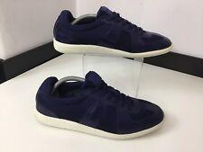SIMMS MEN'S Scarpe da ginnastica, UK 8 Eu42 blu, in buonissima condizione