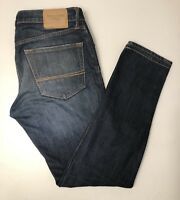 Abercrombie & Fitch Men's Super Skinny Wash Blue Jeans Size 31W, 30L
