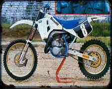 Benelli 125 Bx 01 A4 Metal Sign Motorbike Vintage Aged