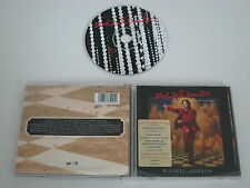 MICHAEL JACKSON/BLOOD ON THE DANCEFLOOR(EPIC EPC 487500 2) CD ALBUM