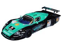 MASERATI MC12 1:43 Car MC 12 Model Diecast Models Cars Die Cast Racing Miniature