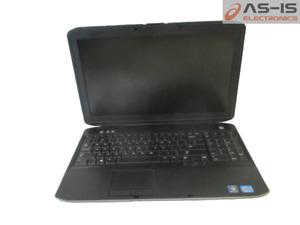"*AS-IS* DELL Latitude E5530 15.6"" Intel Core i3-3110M No RAM NO HDD Laptop"