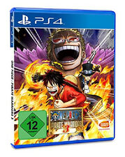 One Piece Pirate Warriors 3 Nuovo + in pellicola ps4