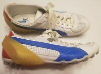 Rare PUMA By Mihara Yasuhiro MY 16 US 10.5 10 1/2 EU 45 Red White Blue Sneaker