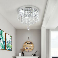 LED Kristall Deckenleuchten Kronleuchter Deckenlampe Schlafzimmer Wohnzimmer
