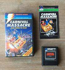 Atari 400/800/1200 -- Carnival Massacre