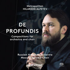 Alfeyev / Russian National Orchestra / Alfeyev - De Profundis [New SACD] Hybrid