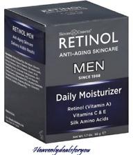 NIB sealed Skincare Cosmetics Retinol Daily Moisturizer for Men, 1.7fl.oz./50g