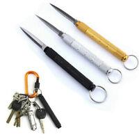 Fashion Portable Folding Knife Keychain Tactical Knife Tea Knife Letter Opener