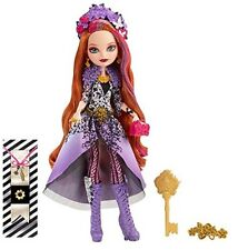 Ever After High Spring Unsprung HOLLY O'HAIR Doll - NEW In Pkg - SPELLBINDING!