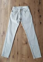 SASS & BIDE Taupe ' Future of Now' Stretch Skinny Jeans Size 24