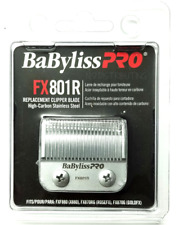 BaByliss Pro FX801R by Forfex #801R Stainless Steel Replacement Clipper Blade