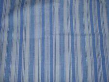 """Longaberger Liner, VINTAGE TICKING Fabric, """"ODDS & ENDS/STEP IT UP""""  Basket, NEW"""