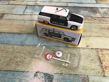 Voiture Miniature Peugeot 404 Police 1429 Dinky Toys Atlas 1/43
