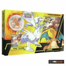 Pokemon Reshiram & Charizard GX Figure Collection Box Inc Booster Packs & Promos