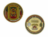 US Army 194th Combat Sustainment Support Battalion Excellence Challenge Coin