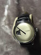 Vintage Vulcain Grand-prix Jump Hour Watch