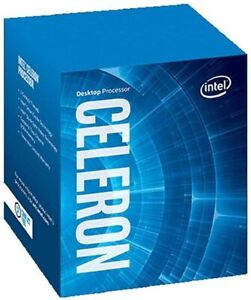 Intel Celeron G5920 Desktop Prozessor (3,5 GHz, 2 Kerne, Sockel FCLGA1200) Boxed