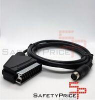 Cable RGB para consola Sega Saturn Video Nuevo Console Scart SP
