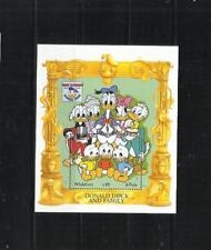 MALDIVAS. Año: 1995. Tema: WALT DISNEY.