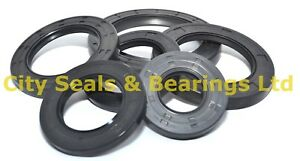 """OIL SEAL (ROTARY SHAFT) IMPERIAL 1"""" SHAFT CHOOSE YOUR SIZE"""
