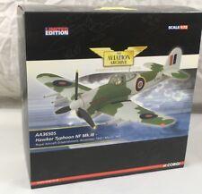 Corgi AA36505 Hawker Typhoon NF Mk.IB Royal 1943 Ltd Edition Die-Cast Model 1:72