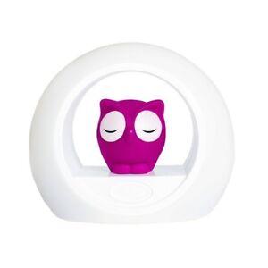 Zazu - Lou The Owl NightLight - Pink
