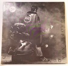 "1973 The Who ""Quadrophenia"" UK Vinyl Record Album"