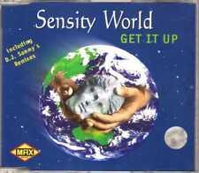 Sensity World - Get It Up - CDM - 1996 - Eurodance 4TR New England cover