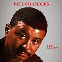 PAUL CHAMBERS - FIRST BASSMAN  CD NEW