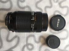 Nikon AF Nikkor  70-210mm / 1:4 - 5.6 Zoom Lens