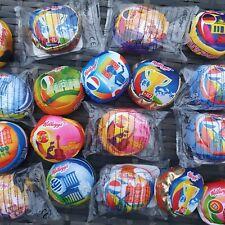 More details for 2016 kellogg's euro playballs soft beanie hackey sack dog chew toy football ball