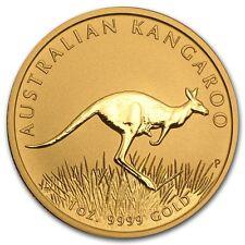 2008 Australia 1 oz Gold Kangaroo BU - SKU #28834