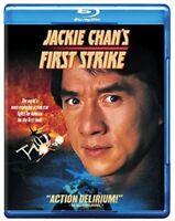Jackie Chan's First Strike [New Blu-ray] Eco Amaray Case