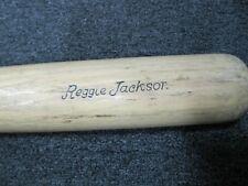 Vintage Adirondack 232 Pro Ring Wood Bat - Reggie Jackson