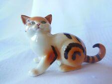 Vintage Goebel W. Germany Tabby Cat Figurine