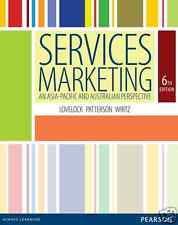 NEW - FAST to AUS - Services Marketing by Lovelock (6 Ed)