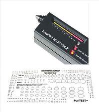 Digital Electronic Electric DIamond Gemstone Detector Test Testing Tester ct kit