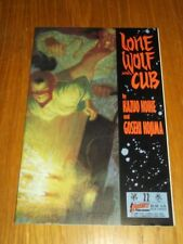 Lone Wolf & Cub Volume 22 by Kazuo Koike (Paperback, 1989)< 0915419424