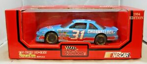 Racing Champions 1:24 1994 Diecast Car #31 Tom Peck Channellock Chevrolet