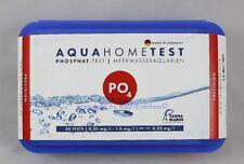 Aquahometest PO4 Test Fauna Marin Phosphattest Water Testing Saltwater