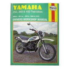 DT Yamaha Motorcycle Books
