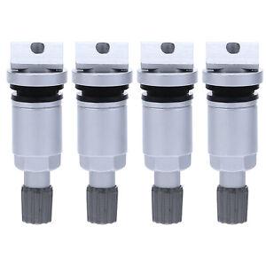 4PCS TPMS Tyre Pressure Sensor Valve Stem for BMW F15 F20 F21 F30 F31 F32 F33