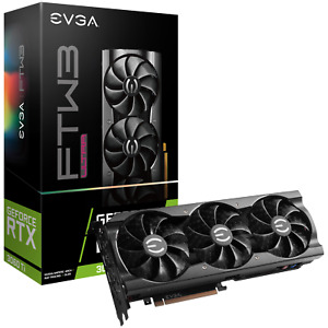 EVGA GeForce RTX 3060 Ti FTW3 ULTRA GAMING 8GB GDDR6 Graphics Card