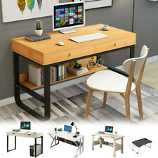 Computer Desk PC Laptop Table Study Workstation Home Office Desk Furniture H5