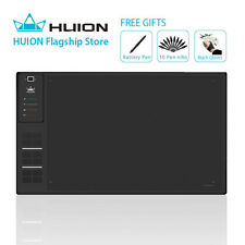 Huion Giano WH1409 Large Size Wireless Graphics Drawing Pen Tablet for Artist